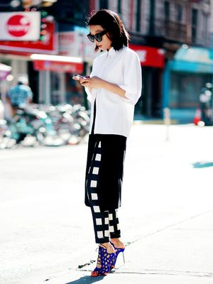The 10 Best Blogger Outfits From New York Fashion Week