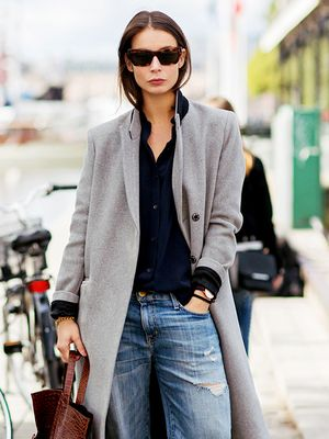Tip of the Day: How to Pull Off a Laid-Back Look This Fall