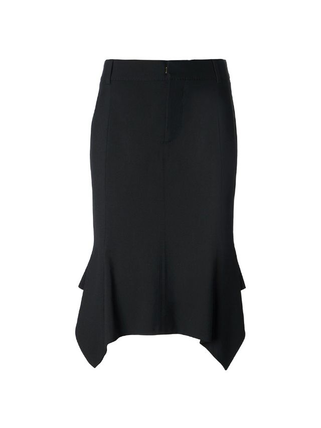 Tom Ford Dropped Hem Skirt