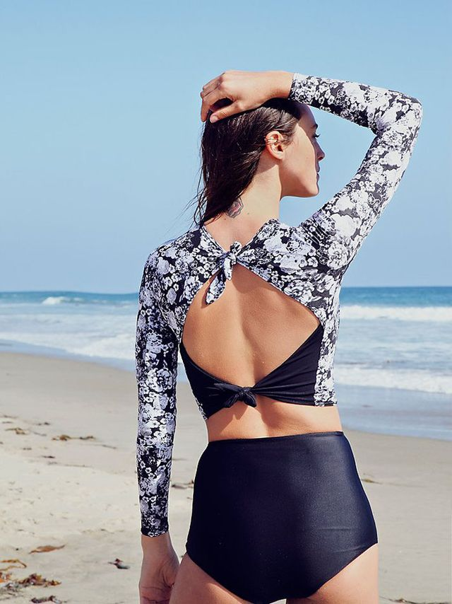 Free People Movement x Zinke Rashguard
