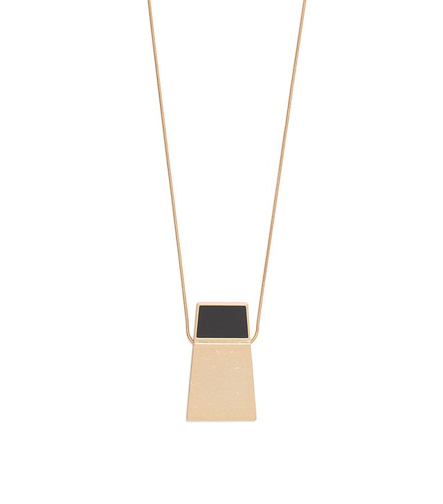 Madewell Gildpiece Pendant Necklace