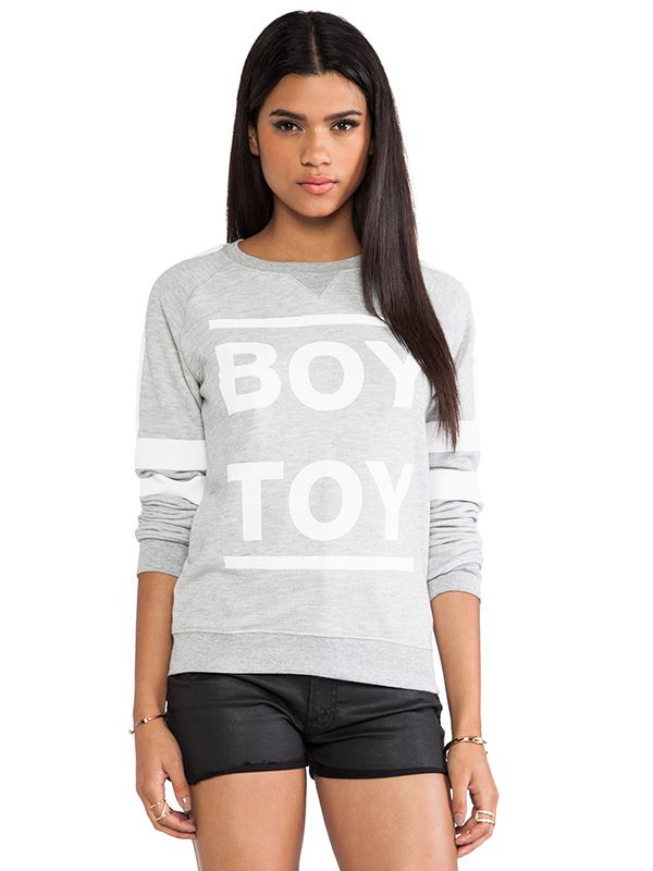 Zoe Karssen Boy Toy Sweatshirt
