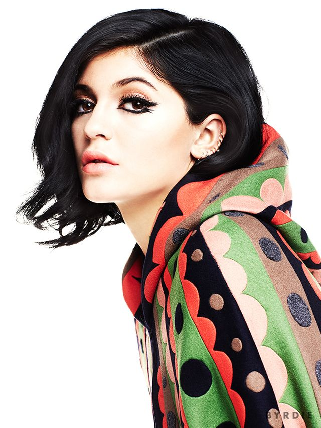 Exclusive: How to Recreate Kylie Jenner's Mega Makeup Look