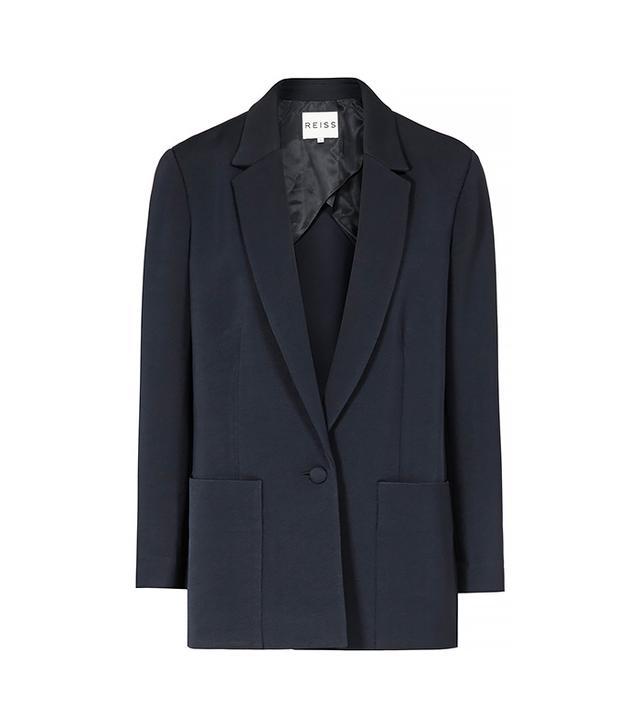 Reiss Relaxed Tuxedo Blazer