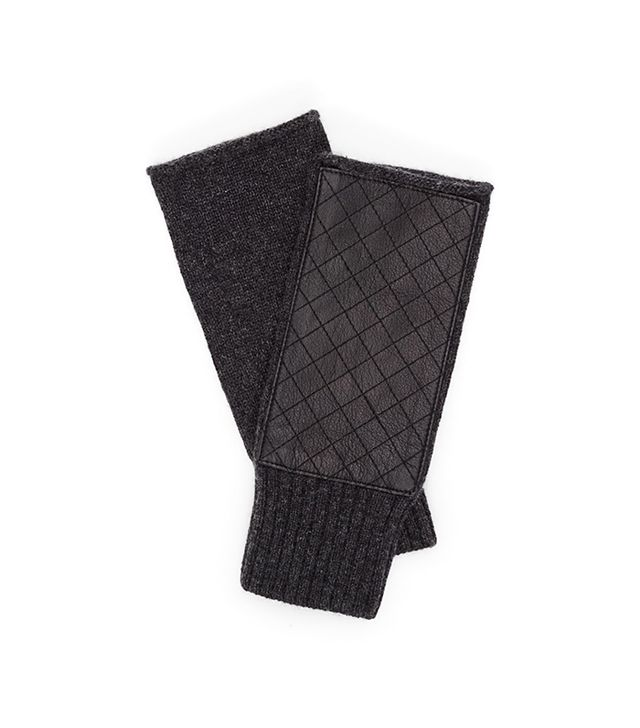 Club Monaco Lena Leather Gloves
