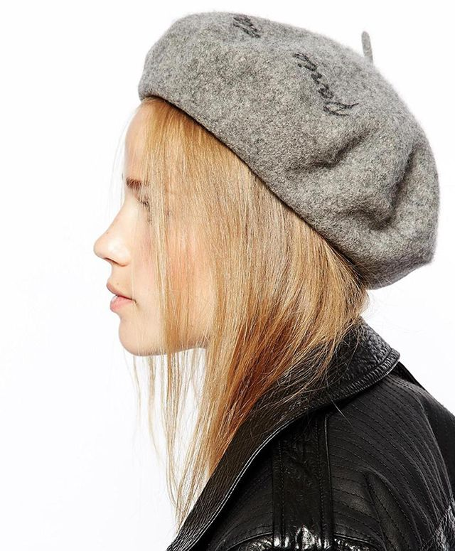 ASOS Worded Beret