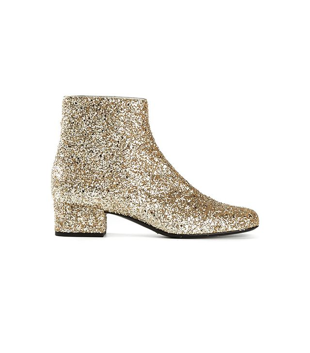 Saint Laurent Babies Ankle Boots