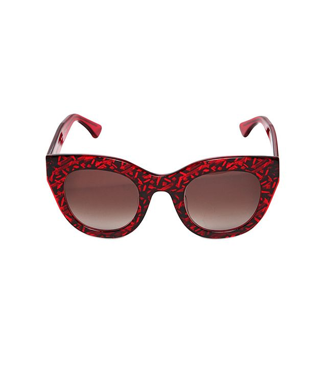 Thierry Lasry Deeply Cat-Eye Acetate Sunglasses