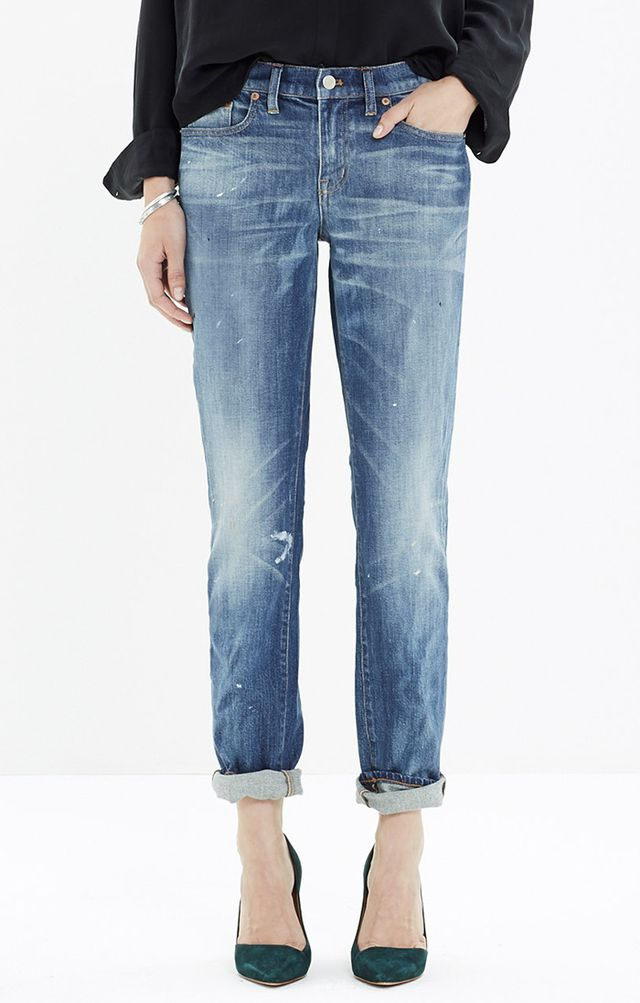 Madewell The Slim Boyjeans