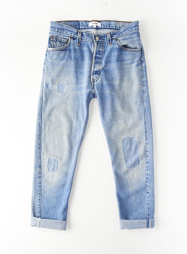 Re/Dun No.26RS1702 Relaxed Straight Jeans