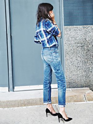 The Only 3 Pairs of Jeans You Need in Your Closet