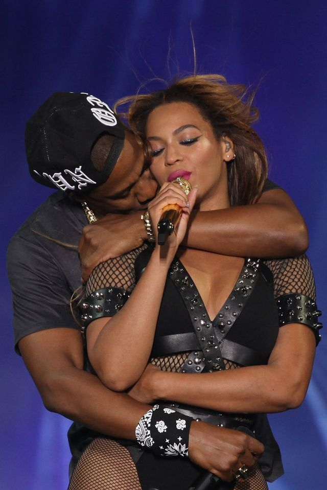 Did Jay Z Drop a Hint That Beyoncé Is Pregnant With Baby #2?