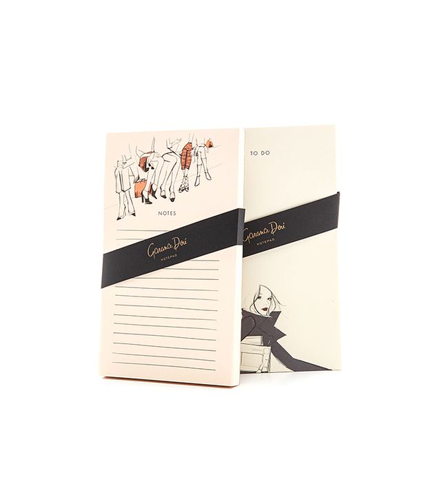 Rifle Paper Co Garance Dore Collection Front Row/On The Go Notepads