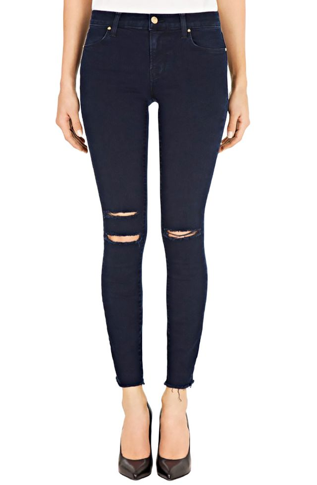 J Brand 8227 Photo Ready Ankle Skinny Jeans