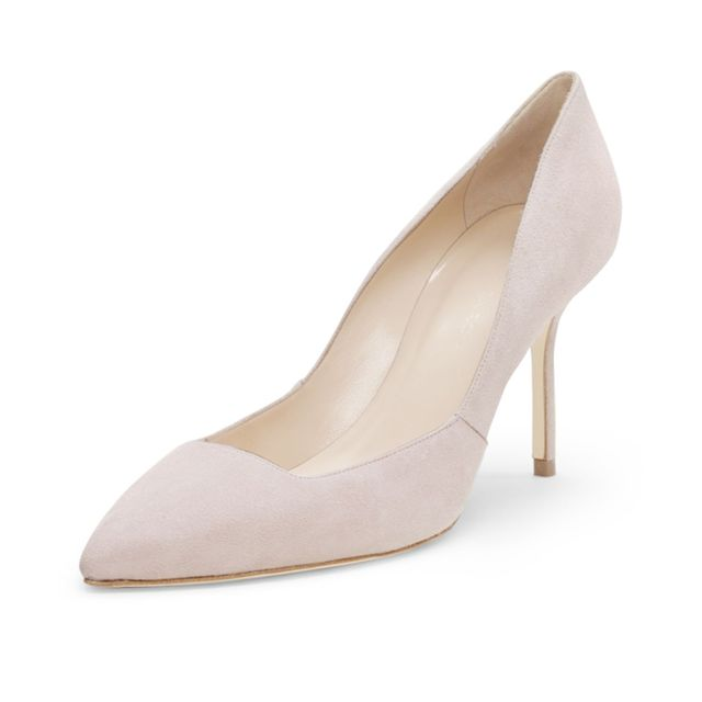 Club Monaco Remi Suede Pumps