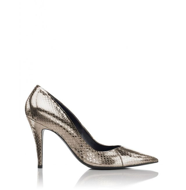 Tamara Mellon Addiction Watersnake 90MM Heels
