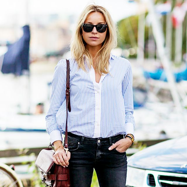 17 Work-Appropriate Shirts You Can Wear In Any Season