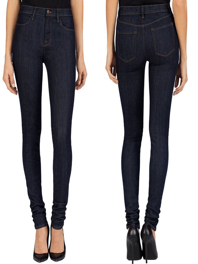 J Brand Close Cut Jess Jeans