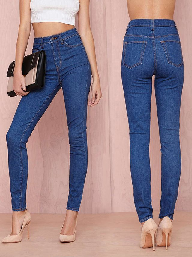 Nasty Gal Denim The Kink Jeans