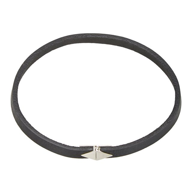 Wendy Nichol Silver & Leather Choker