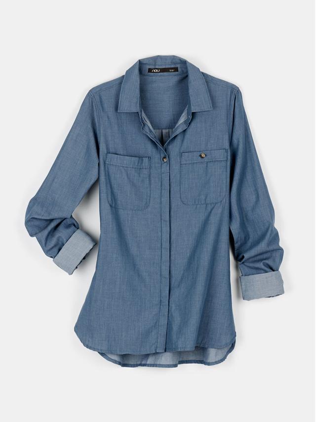 Nau Twisted Shirt