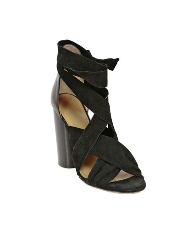 Isabel Marant Amelia Suede Sandals