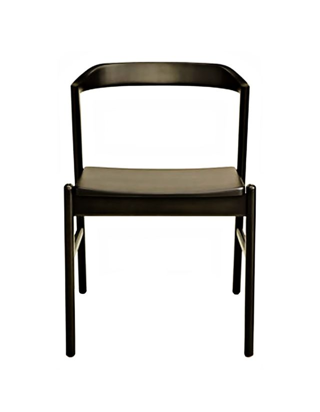 Room & Board Jansen Chair in Charcoal