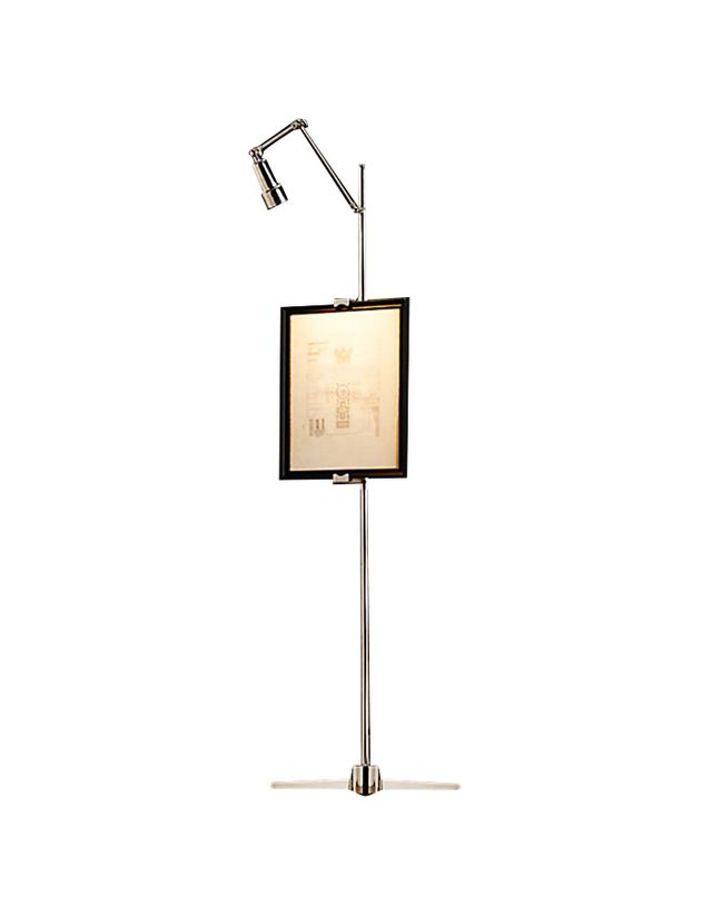 Restoration Hardware Lighted Easel