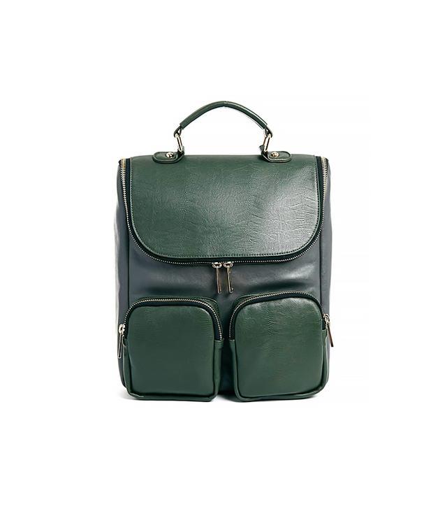 ASOS Contrast Boysy Backpack