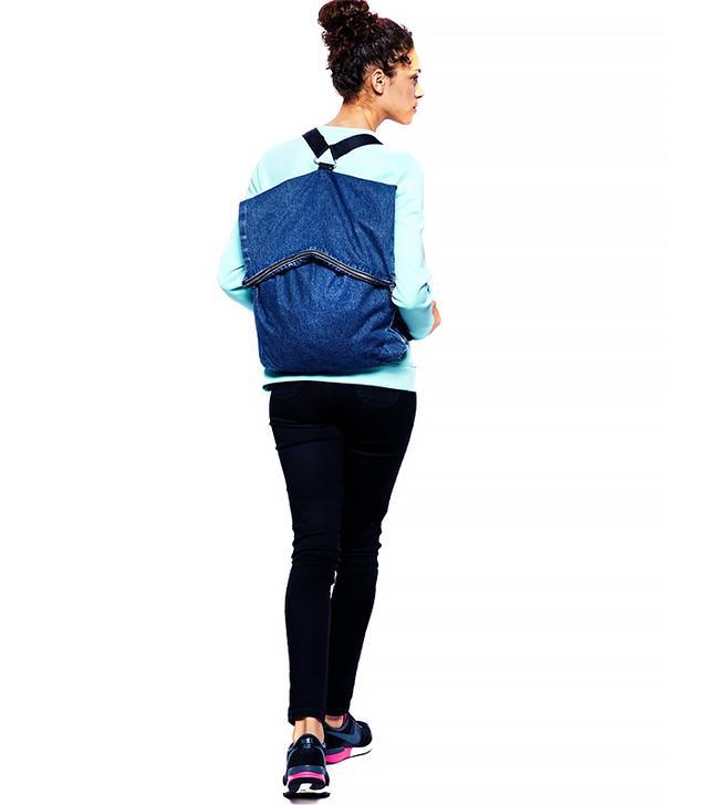 Cheap Monday Denim Backpack