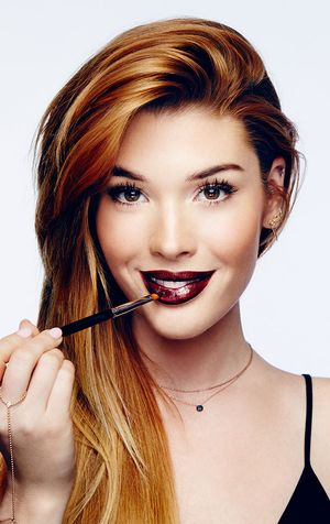 How to Pull Off a Smudge-Proof Dark Lip in 5 Easy Steps