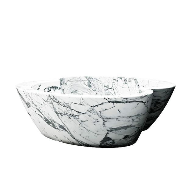 Pitt-Pillaro Toi et Moi Bath Tub