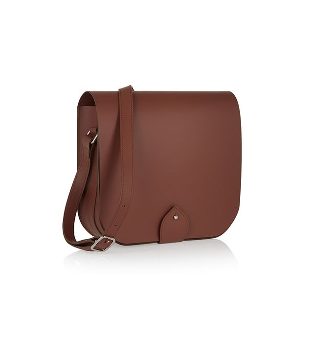 YMC Leather Satchel