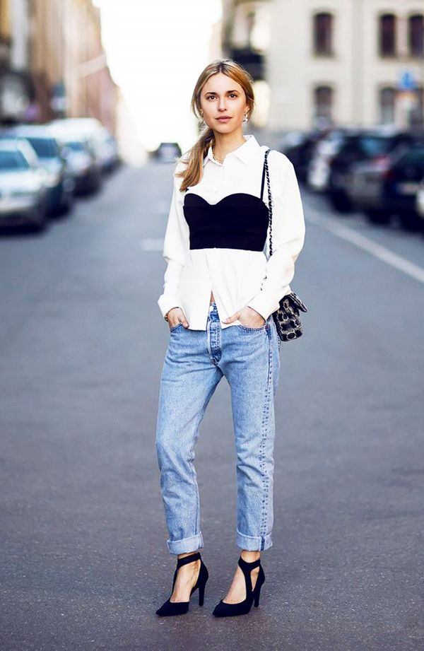 What 17 Real Men Think About Your Boyfriend Jeans | WhoWhatWear