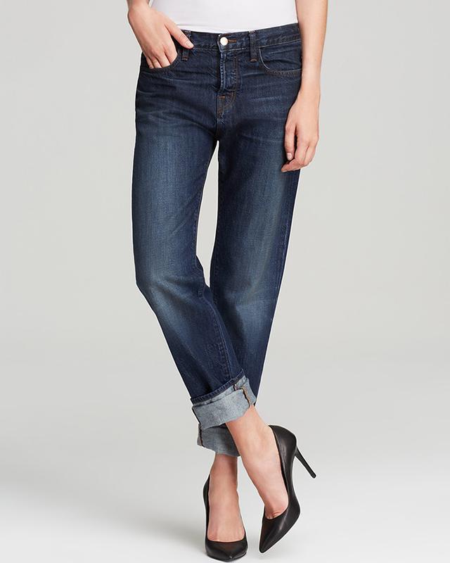 J Brand Jeans Oversize Boy Fit in Wasteland Bloomingdales