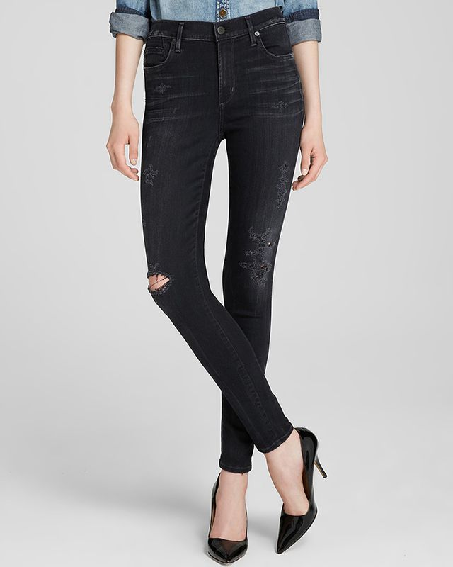 Citizens of Humanity Jeans Rocket High Rise Skinny in Porter Bloomingdales
