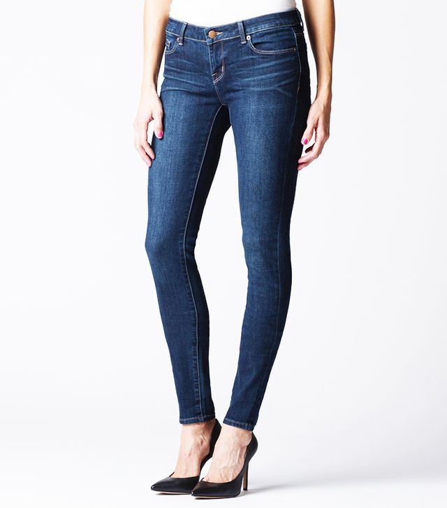 DSTLD Low Rise Skinny Jeans