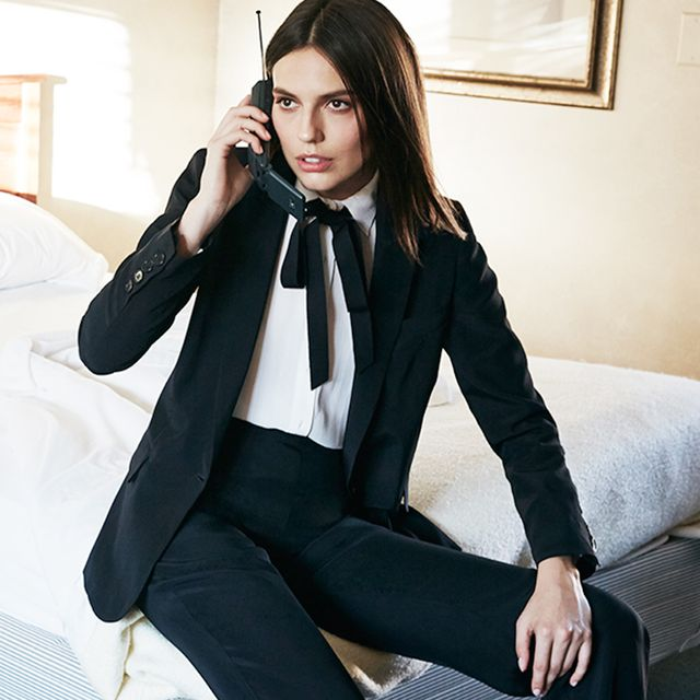 Reformation Launches an Insanely Stylish Suit Collection—See It First!