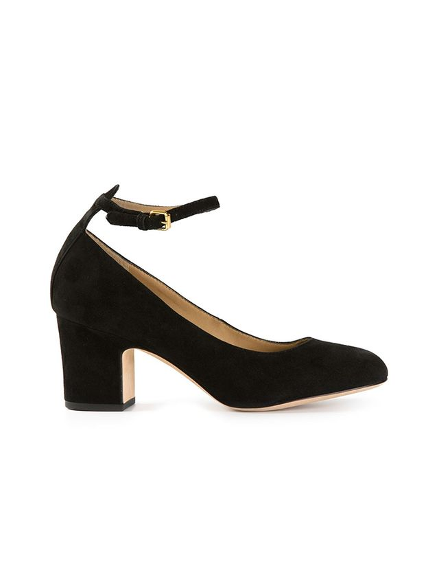 Marc by Marc Jacobs Chunky Heel Pumps