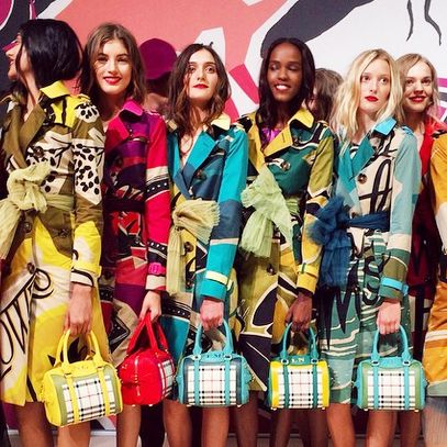 You Can Shop Burberry's S/S 15 Collection Before Anyone Else