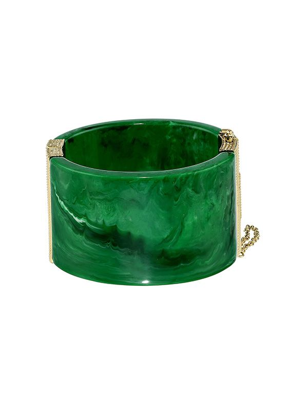 House of Harlow 1960 Classic Resin Cuffs
