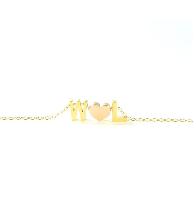 BipAndBop Sweethearts Necklace