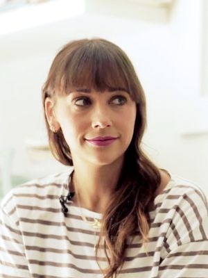 Rashida Jones Prefers a Perfect Make-Out Partner to Perfect Jeans
