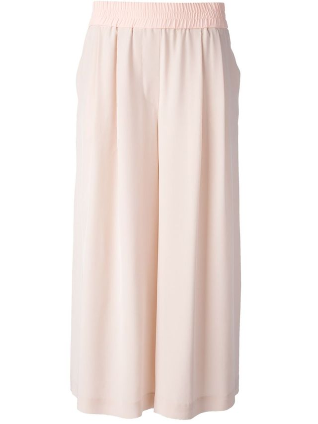 Thakoon Addition Thakoon Addition Wide Leg Culottes