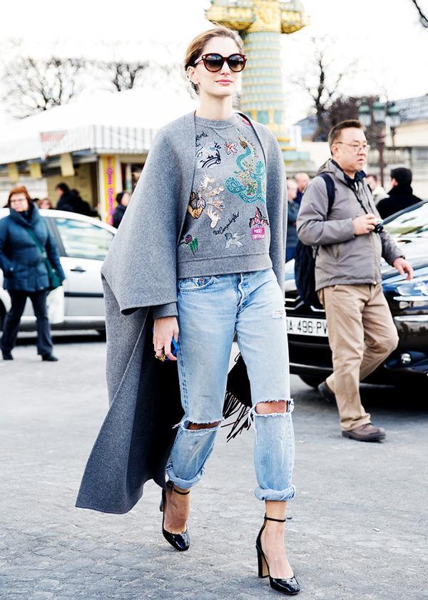 Get the Look: Rag & Bone Boyfriend Jeans ($220)