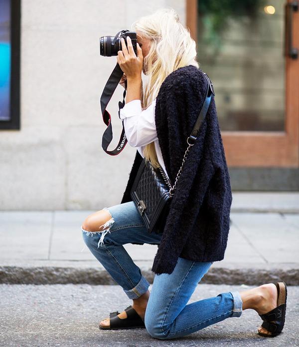 Get the Look: Genetic Shya Skinny Jeans ($231)