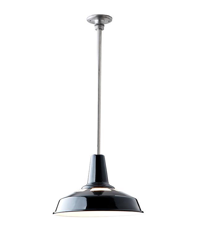 Schoolhouse Electric Factory Light No. 5 Rod
