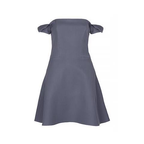 Off Shoulder Sweet Mini Dress