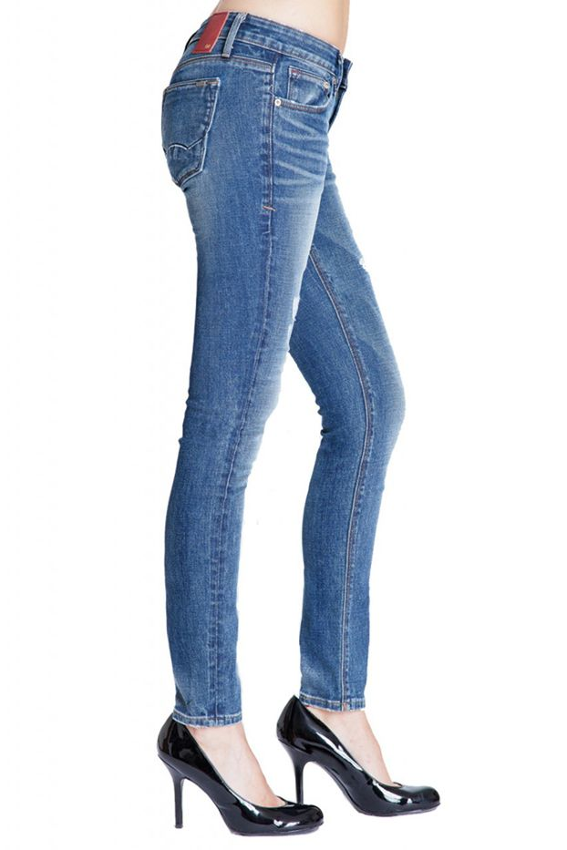 Cult of Individuality Zen Midrise Skinny Jeans