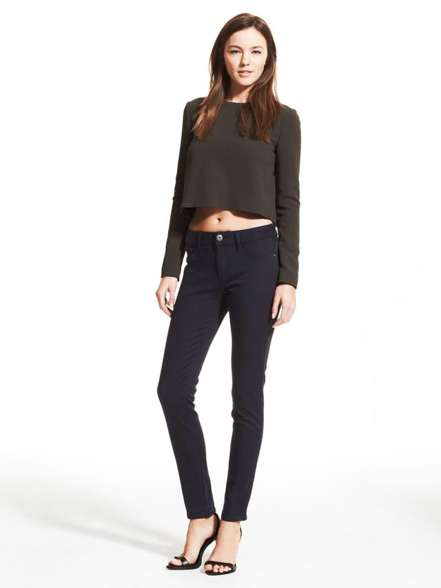 DL 1961 Florence The Instasculpt Skinny Jeans